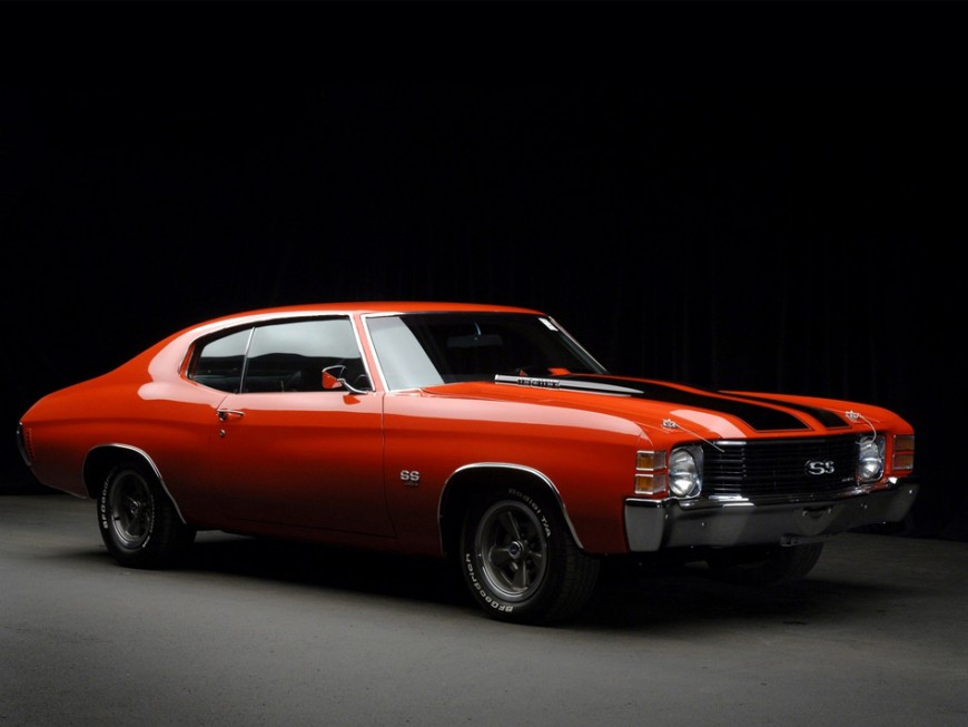 The Success of the Chevelle: From Driveways to Race Tracks