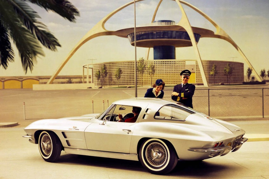 Top Five Corvettes of All Time