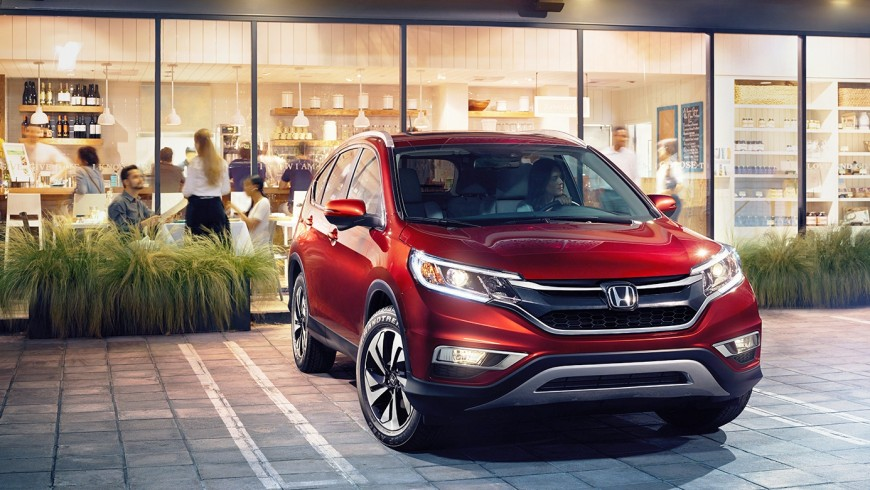 It's Time to Pull Back the Cover on the Honda CR-V