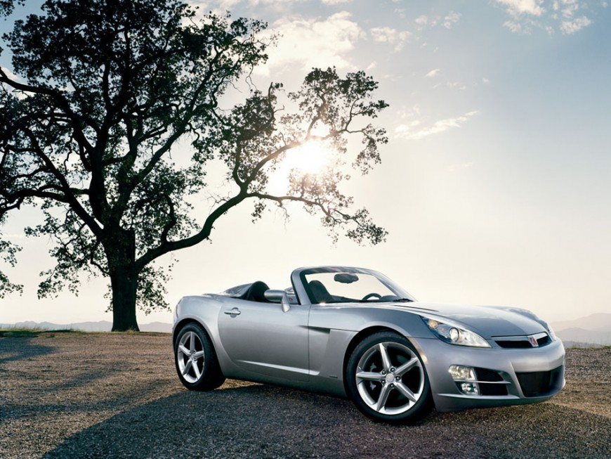 Reaching the Limit with Saturn Sky Car Covers