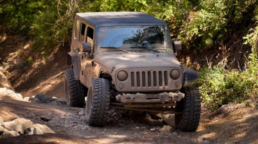 The Best Off-Roading Trails in North America