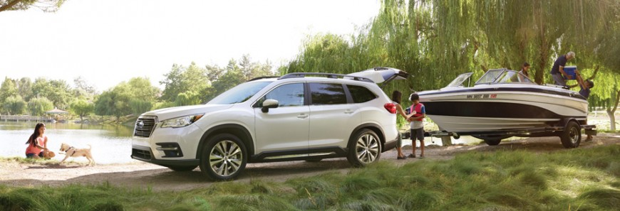 The New Subaru Ascent