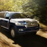 Stay in tuned with Entune from the Toyota Land Cruiser